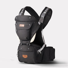 Load image into Gallery viewer, SUNVENO Ergonomic Baby Carrier Infant Baby Hipseat Waist Carrier Front Facing Ergonomic Kangaroo Sling for Baby Travel 0-36M