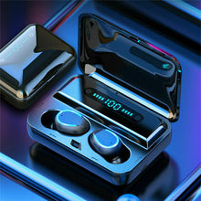 Load image into Gallery viewer, Free shipping Bluetooth 5.0 Headset Wireless in Ear Earphones TWS Earbuds Deep Bass Headphones