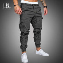 Load image into Gallery viewer, Casual Joggers Pants Men's