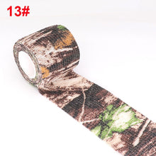 Load image into Gallery viewer, 4.5m Self Adhesive Camouflage Elastic Bandage Wrap / Tape