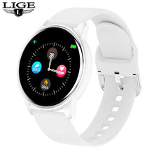 Load image into Gallery viewer, Women's Smart Watch Real-time Weather Forecast Activity Tracker Heart Rate Monitor Sports Ladies Smart Watch Men For Android IOS