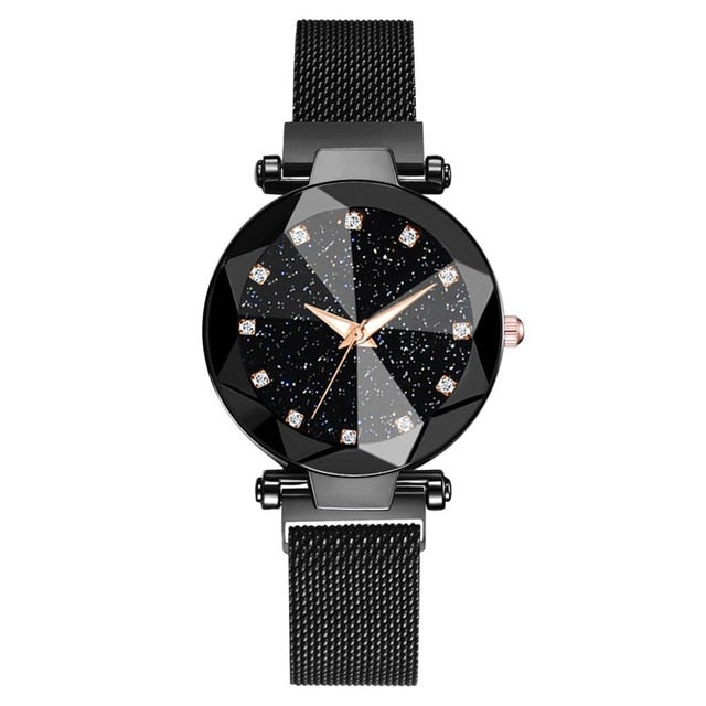 Magnetic Starry Sky Watch for Women