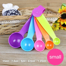 Load image into Gallery viewer, 4pcs/5pcs/10pcs Measuring cup / Spoons