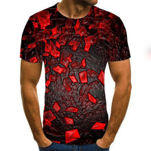 Load image into Gallery viewer, Men's & Women's 3D Vortex T Shirt