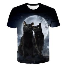 Load image into Gallery viewer, 3s T shirt for men and women Cats