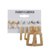Load image into Gallery viewer, 12 Pairs Pearl Earrings