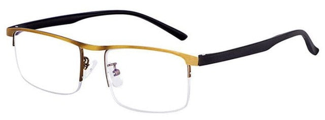 Progressive reading glasses for men & women near and dual-use Anti-Blue Light automatic adjustment Eyewear