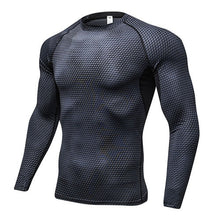Load image into Gallery viewer, Quick Dry Workout compression shirt