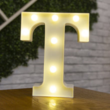 Load image into Gallery viewer, Alphabet Letter LED Lights Luminous Number Lamp Decoration Battery Night Light Party Bedroom Wedding Birthday Christmas Decor