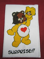 4chan Bear Surprise Carebear Patch
