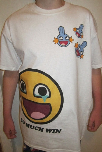 So Much Win Rage Face Meme T-shirt