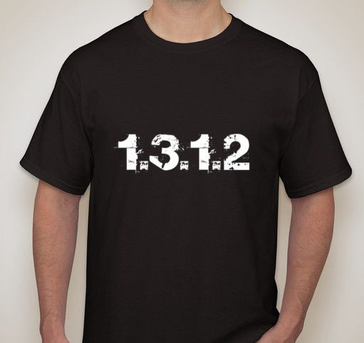 ACAB 1312 T-shirt All cops are bastards