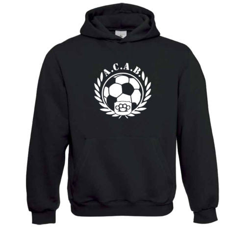 ACAB Football Brass Knuckles Hoodie