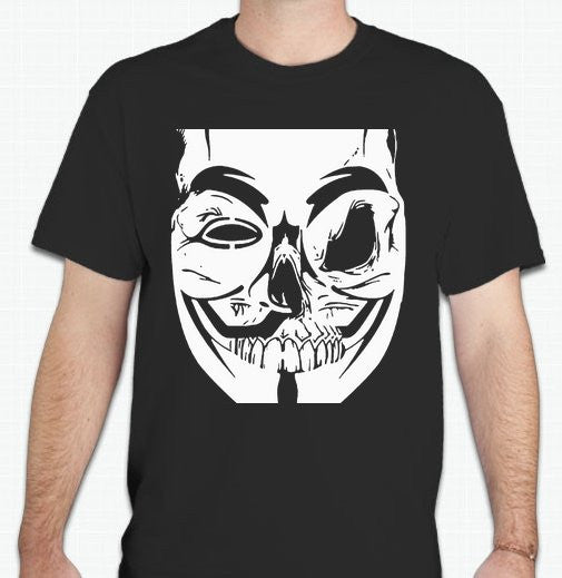 Anonymous Zombie T-shirt