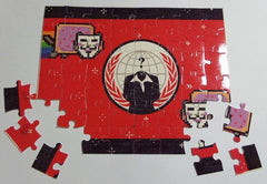 Anonymous Anonymiss Puzzle