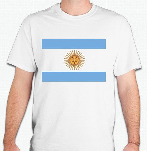 Anonymous Argentina T-shirt