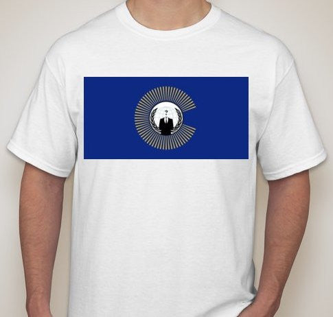 Anonymous Commonwealth T-shirt