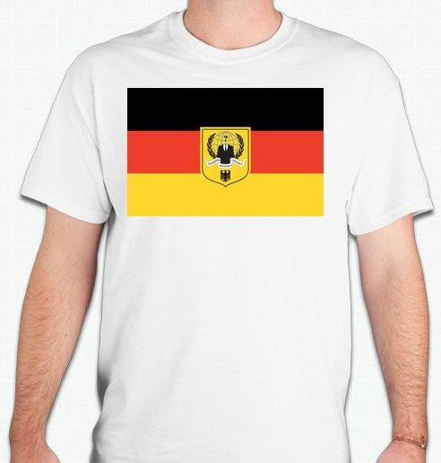 Anonymous Germany T-shirt