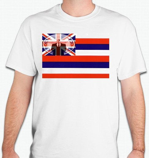 Anonymous Hawaii T-shirt