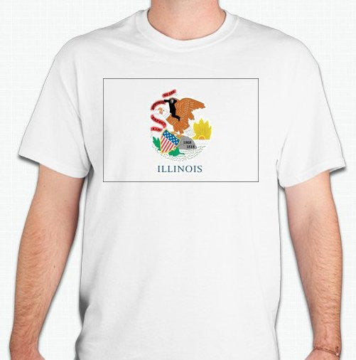Anonymous Illinois T-shirt