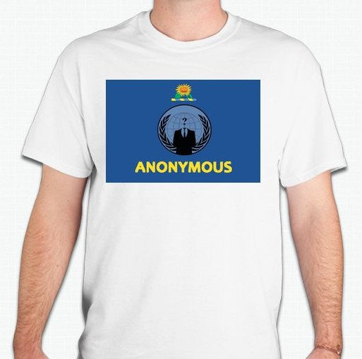 Anonymous Kentucky T-shirt