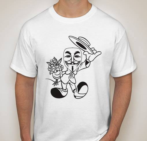 Anonymous Looney Tunes T-shirt