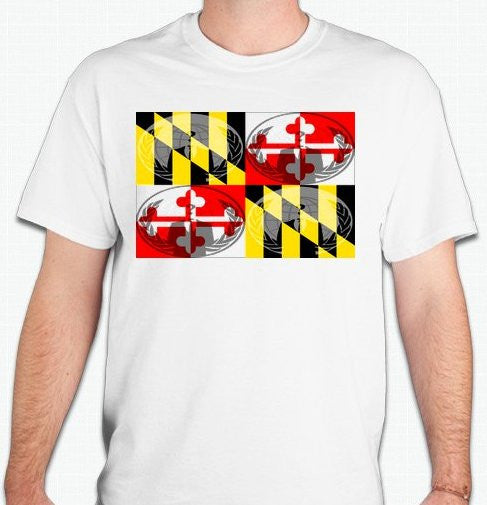 Anonymous Maryland T-shirt
