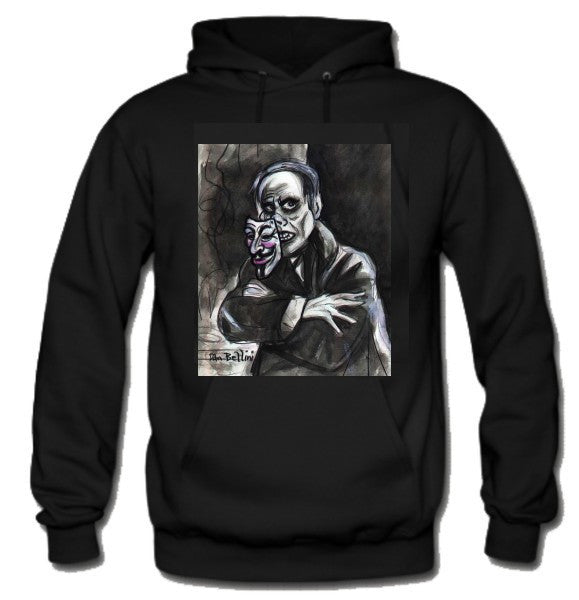Anonymous Monster Hoodie | Dan Bellini Occupy Art