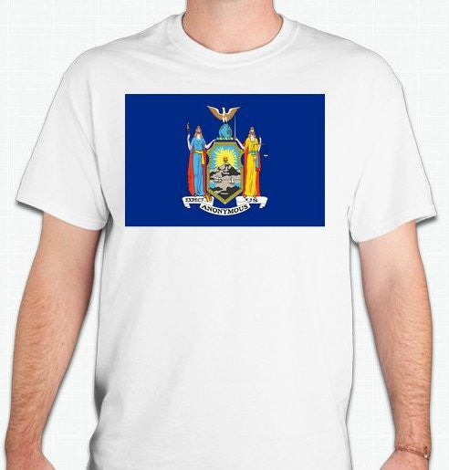Anonymous New York T-shirt