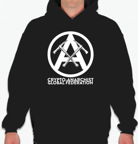 Crypto-Anarchist Global Federation Hoodie