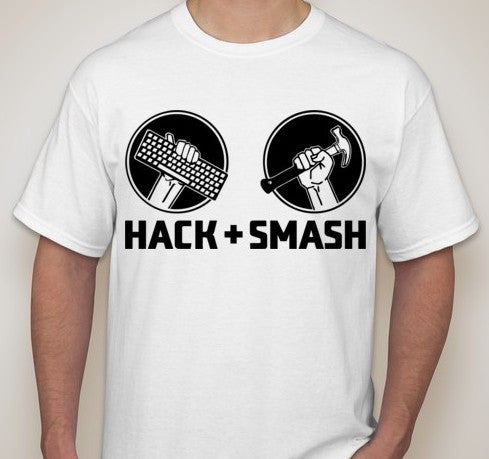 Hack and Smash T-shirt