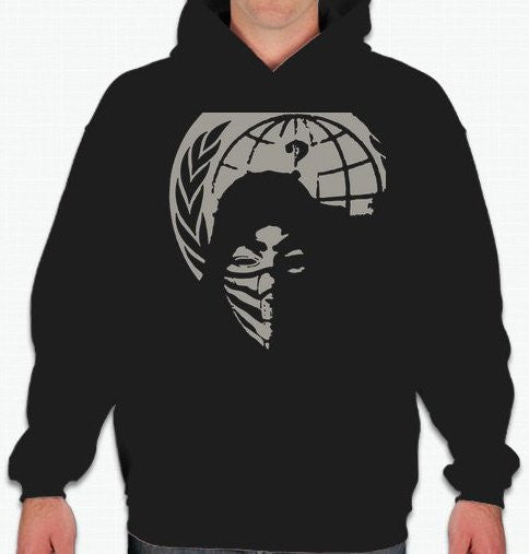 Anonymous Ninja I Have This Radical Belief Hoodie