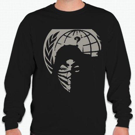 Anonymous Ninja I Have This Radical Belief Long Sleeve T-shirt
