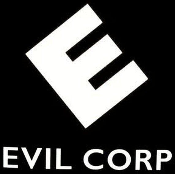 Mr Robot Evil Corp TV Show | Die Cut Vinyl Sticker Decal