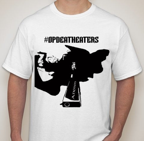Anonymous #OpDeathEaters AnonOps T-shirt