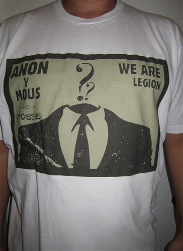 Anonymous Has a Posse | We Are Legion