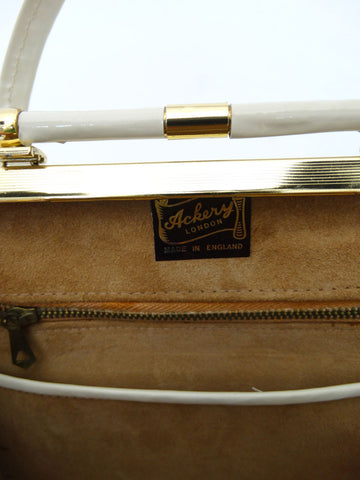 VINTAGE 1950s 1960s ACKERY KELLY BAG