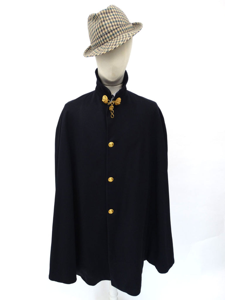 VINTAGE 1950s NAVY SAILORS CAPE 38 40