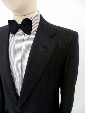 VINTAGE 1970s GIEVES & HAWKES SUIT 40 LONG W35