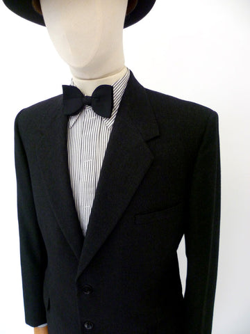 VINTAGE 1950s BURTON MENS SUIT 40 SHORT W32