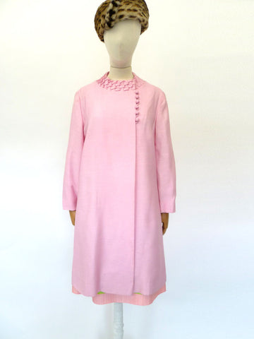 VINTAGE 1960s BERKERTEX DRESS SUIT 10