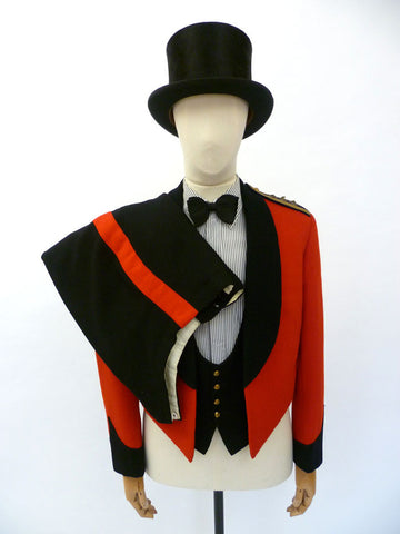 VINTAGE 1950s HAWKES & CO SAVILE ROW UNIFORM 40 REG