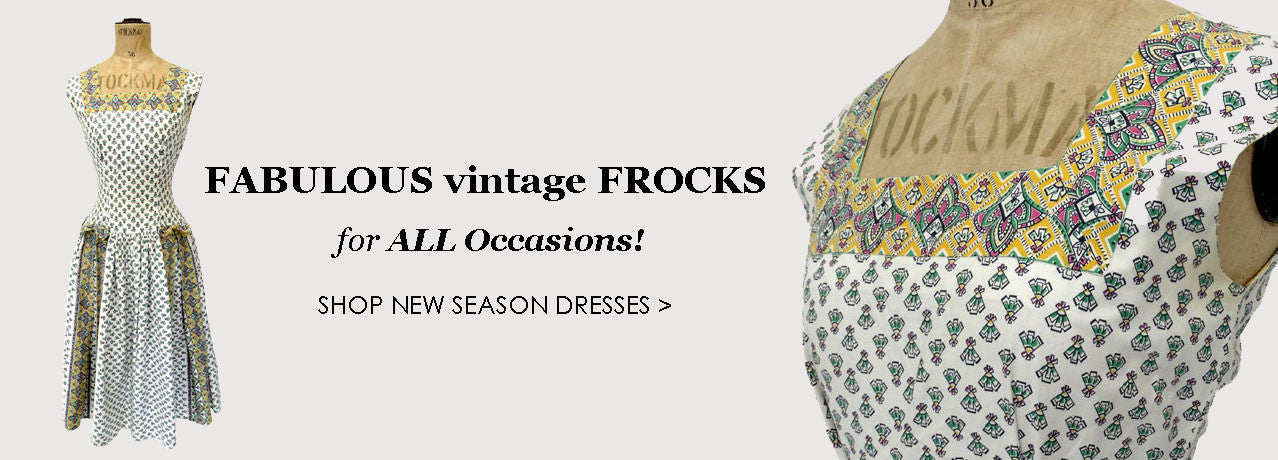 Shop Fabulous Vintage Frocks