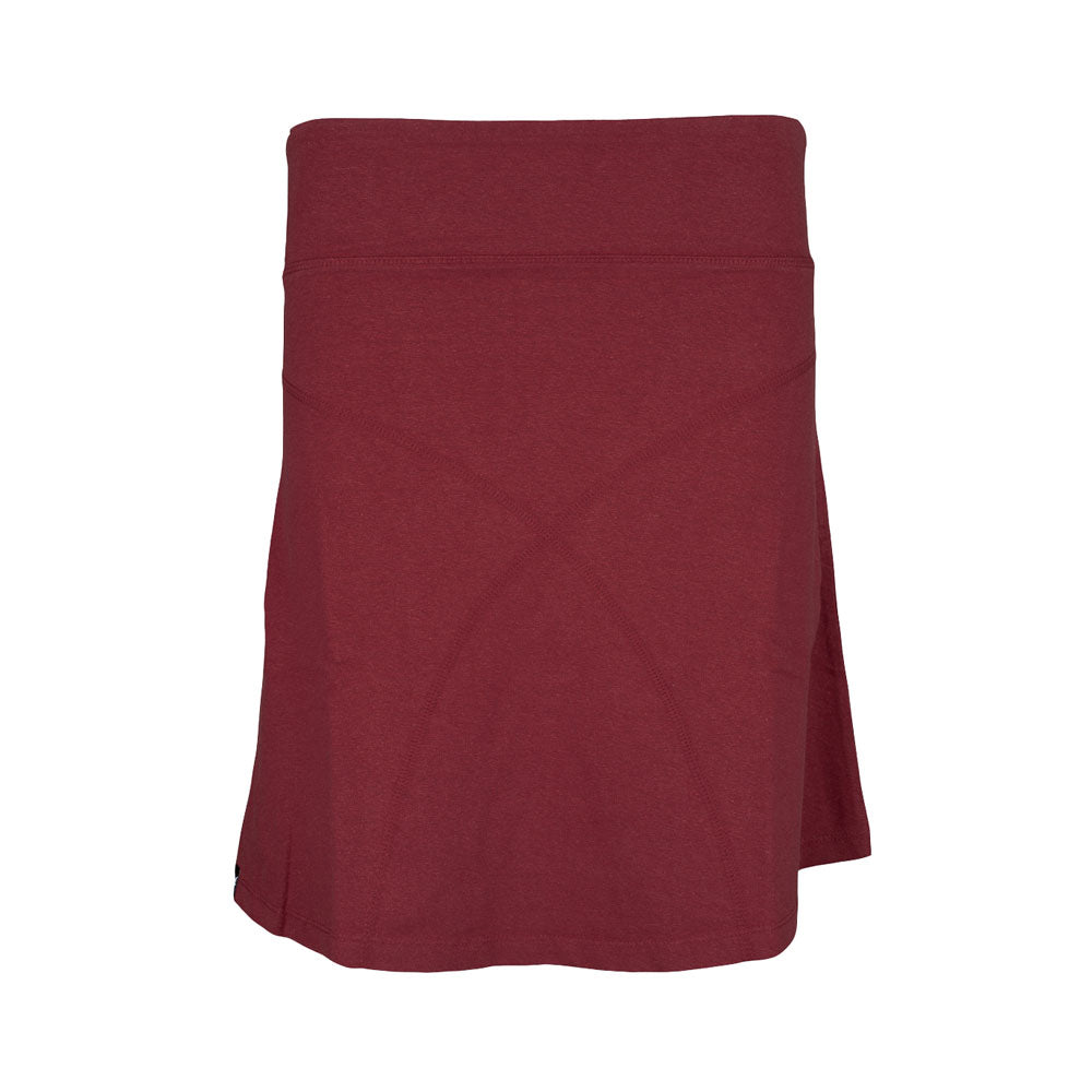 UpRise Hanf Daily Skirt merlot