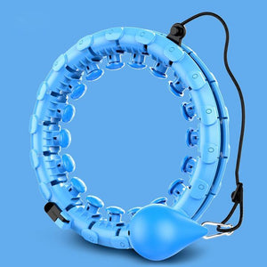 Adjustable Weight Auto-Spinning Smart Hula Hoop