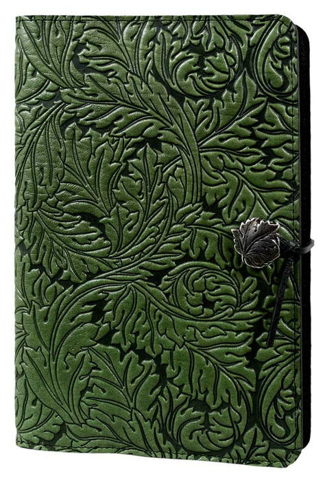Acanthus Leaf Leather Journal