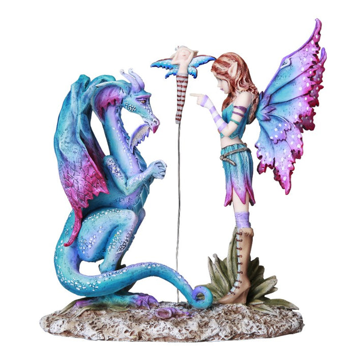 Bad Dragon Fairy Figurine: Amy Brown Gifts & Collectibles