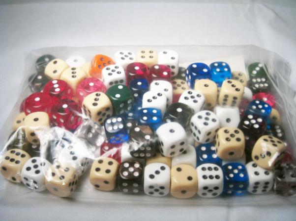 Chessex Pound-O-D6 Dice