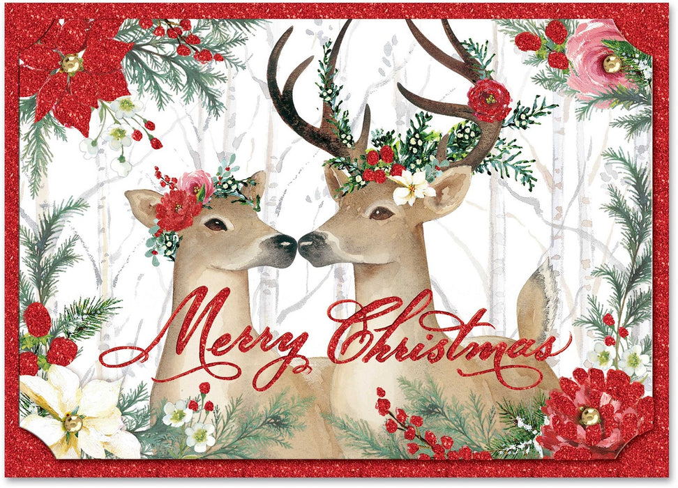 Deer Cheer Christmas Cards