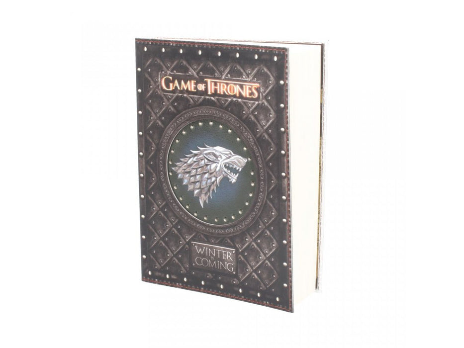 Winter is Coming Stark Journal Game of Thrones